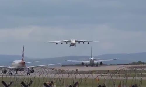 من اكبر الطائرات عالميا