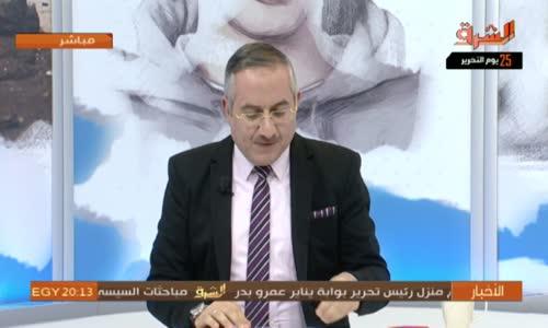 هيثم أبو خليل مفيش لابن البلد نصيب في العدل وعبد الغفار هيركب تكييف للمحتجزين الاجانب