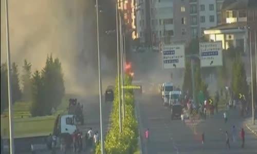 Putsch en turquieانفجارات الانقلاب التركي