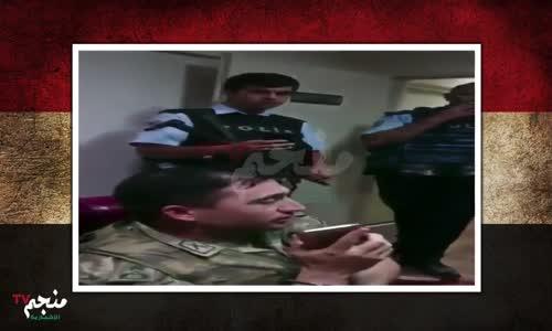 القبض على الضباط الانقلابيين _الانقلاب العسكري النركي