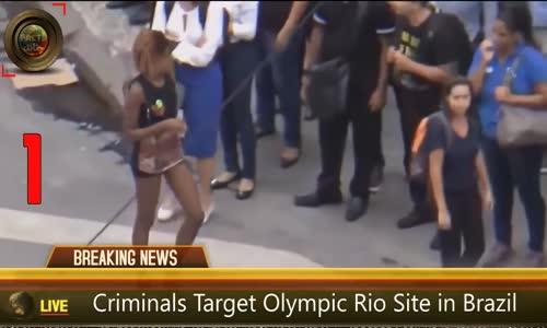 لصوص البرازيل في مدينة ريو
