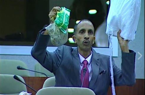 مداخلة النائب طاهر ميسوم عن قانون المالية 2017 جابلهم الكفن والبخور للبرلمان