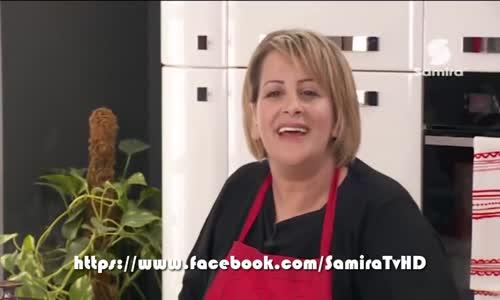 Recette de Biscuit Roulé au Fraise _ أذواق خديجة 2 _ بسكوي رولي بالفراولة