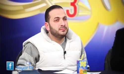 أحمد الكيالي  كنز 3 (الأردن)  المرحلة الثانية  طيور الجنة  