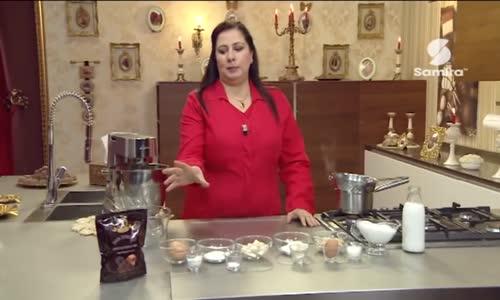 أوبيرا _ طريقة عمل أونترومي كاراميل شوكولا 