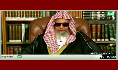 تعليق الشيخ صالح الفوزان  على كلمة خادم الحرمين الشريفين مؤخراً