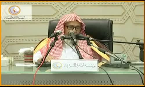 تفسير الإمام محمد بن عبدالوهاب الدرس السابع  -   الشيخ صالح الفوزان 