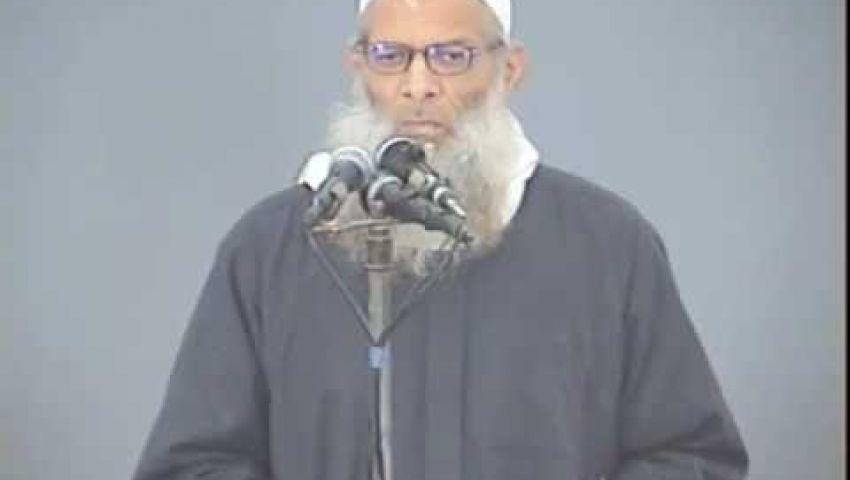محمد سعيد رسلان يحرض على  القتل