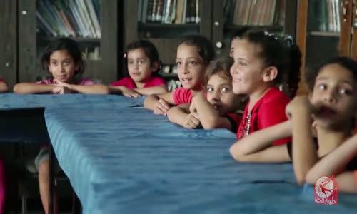 كلنا غزة (ألعاب تنشيطية ودعم نفسي للأطفال)  