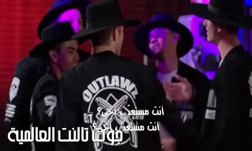 فرقة المجرمون يثيرون ذهول الحكام والجمهور بعرض راقص مميز - مترجم - المواهب الامريكي 2016