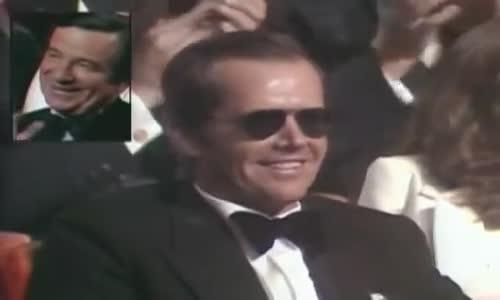 كلمة جاك نيكلسون في حفل الاوسكار 1975 مـ (مترجم)