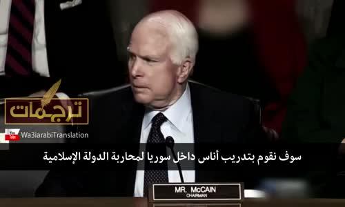 غضب شديد بين سيناتور امريكي و جنرالات في الكونجرس الأمريكي بسبب سوريا ايران وروسيا والعرب