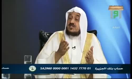 أمة المطر - عبدالله المصلح - عظمة الآجر في وقف القرآن العالمي