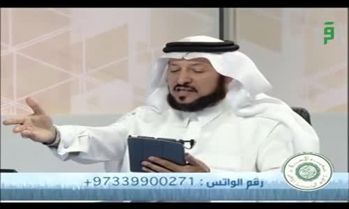 شعر عبد الرحمن العشماوي في الأقصى - برنامج أمة المطر