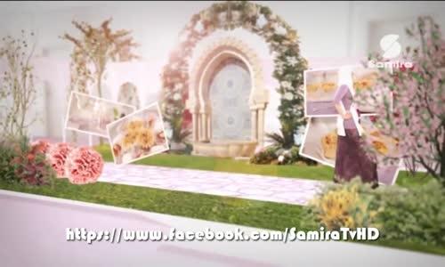 زين و همة _ طريقة عمل حلوة دزيريات الوردة  