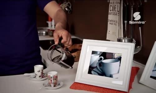 طريقة تحضير بقلاوة جوز الهند من برنامج استراحة القهوة الشاف لطفي حيمر 