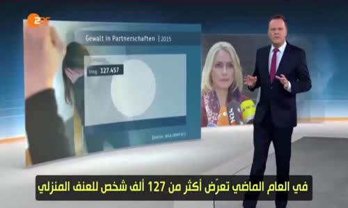 ضرب الأزواج لزوجاتهم يتفاقم في ألمانيا المرأة في الغرب