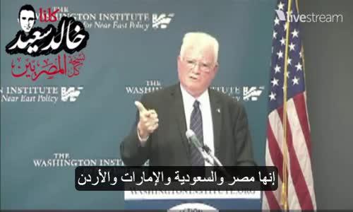 ج٣: سقوط الاخوان والتحالفات الاستراتيجيه وأمن الكيان الصهيوني