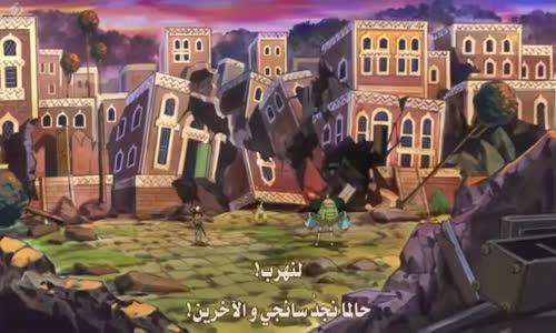 آثار الدمار في مدينة زوو