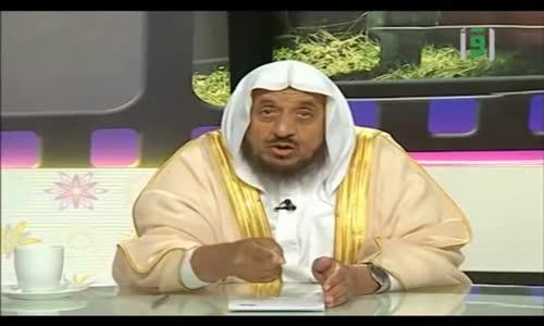 نصحية الدكتور عبدالله المصلح لأصحاب القنوات الفضائية