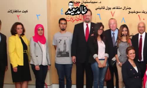 كا تي: جلست مع سيسي ساعتين ومصر مش هتلاقي تاكل، والإخوان أكبر خطر