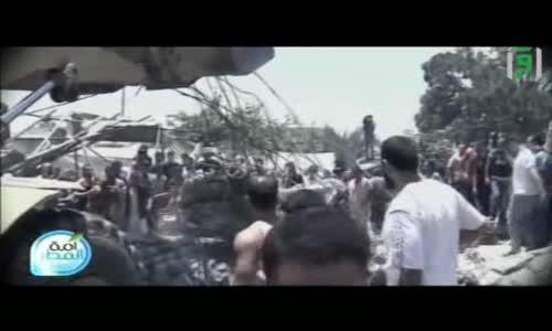 تقرير إغتيال الأطفال الفلسطينين -  فلسطين تناديكم  - برنامج أمة المطر