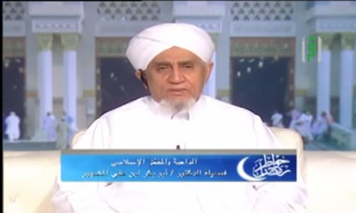 الوقت في رمضان كالسيف - خواطر رمضان - الشيخ ابو بكر المشهور- 14