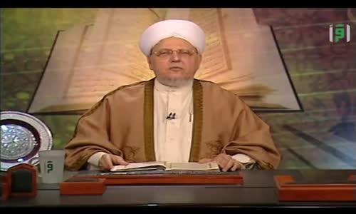 إشراقات قرآنية -  ولاتلبسوا الحق بالباطل -  الشيخ العلامة محمد عبد الباعث