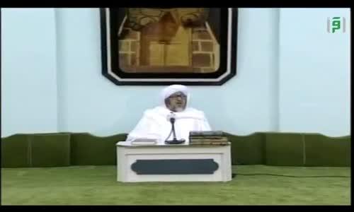 من البلد الحرام -  وقفات مع الميلاد -  تقيدم الشيخ  محمد علوي مالكي