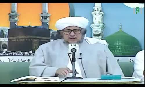 من البلد الحرام -  الحج ج2- تقديم الشيخ محمد علوي مالكي