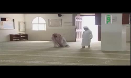 مؤذن يتحدى الإعاقة في جدة
