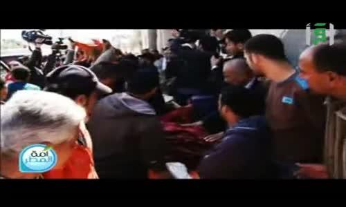 تقرير حالة السيدة نهاد -  غزة -   برنامج أمة المطر