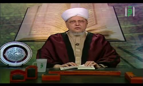 إشراقات قرآنيةج2 -  مثل القرآن كمثل الغيث - الشيخ العلامة محمد عبد الباعث