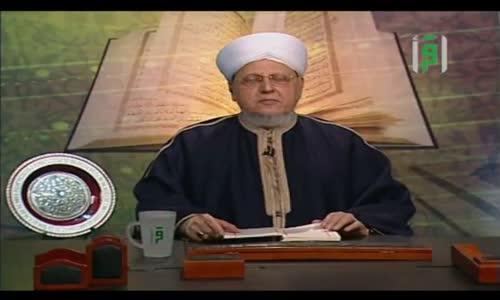 إشراقات قرآنية  - إثبات صفات الخلق جل جلاله  - العلامة الشيخ محمد عبد الباعث