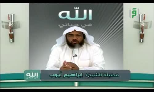 الله في حياتي -  القريب ج2 - الشيخ إبراهيم أيوب