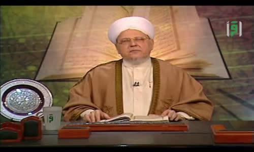 اشراقات قرانية - اقتران الايمان بالعمل الصالح