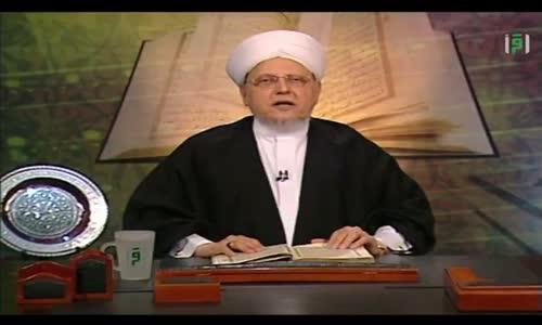 إشراقات قرآنية -  نجاة بني إسرائيل من آل فرعون - الشيخ العلامة محمد عبد الباعث