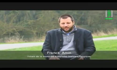 D'hier à aujourd'hui - Frank Amin - L'importance de guider nos enfants (2)