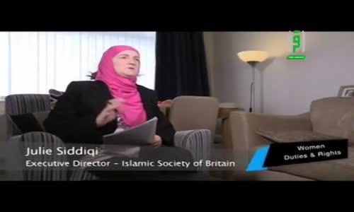 Women Duties & Rights   Ep 16