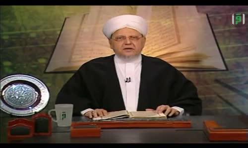 إشراقات قرنية -  تفضيل بني إسرائيل على العالمين - الشيخ العلامة محمد عبد الباعث