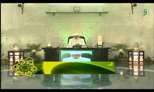 وحي النسة النبوية -  تحريم معصيته لأنه رسول الله ﷺج 2 _ الشيخ خليل ملا خاطر