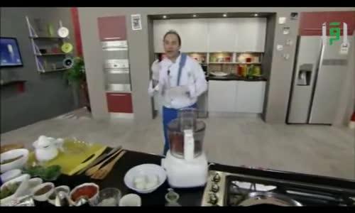 مطبخك -  طاجن الكفتة بالصلصة الحمرا -  الشيف شادي زيتوني