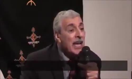 فرحات مهني اذا فقدت فرنسا القبائل فإنها سوف تفقد الجزائر وافريقية نحن من يساعدكم على ابقاء الجزائر فرنسية