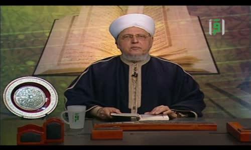 إشراقات قرآنية -  الفرق بين العهد والوعد والميثاق -  الشيخ العلامة محمد عبد الباعث