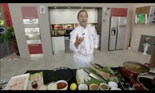مطبخك  - برياني الجمبري  - الشيف شادي زيتوني