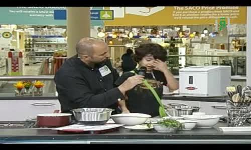 أطبخي مع ساكو -  باستا مع صلصة الكاربونارا والكوسا -  الشيف شادي زيتوني