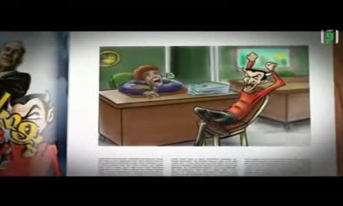 يوميات شيطان -  اليوم السادس عشر - الشيطان والإجازة  - الداعية عمرو مهران