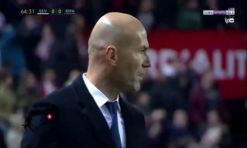 اهداف مباراة ريال مدريد واشبيلية 1-2 شاشة كاملة ( الدوري الاسباني ) HD