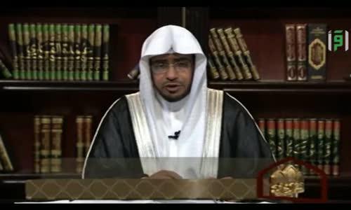 تاريخ الفقه الإسلامي -  الحلقة 25  - الشيخ صالح المغامسي