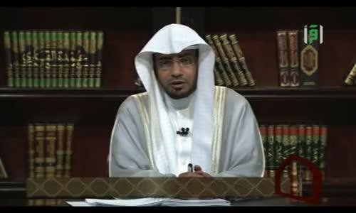 تاريخ الفقه الإسلامي -  الحلقة 3  - الشيخ صالح المغامسي